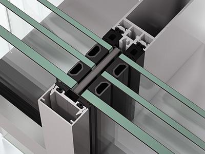 Schüco Fassade FWS 35 PD