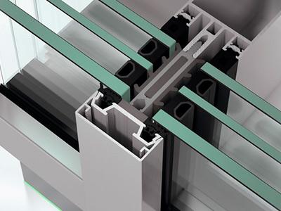 Schüco Fassade FWS 60